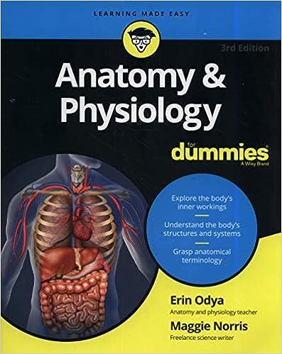 anatomy physiology dummies