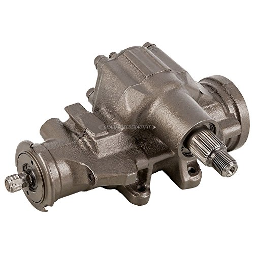Heavy Duty Power Steering Gearbox For AMC General Motors Replaces Saginaw 68 86 - BuyAutoParts 82-00305HP - Steering Box Power