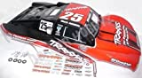 Traxxas Slayer Pro #25 RED BLACK BODY Mike Jenkins