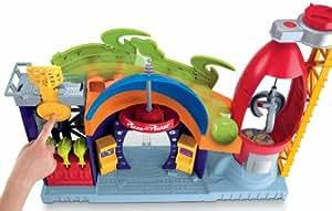 Fisher-Price Imaginext Disney/Pixar Toy Story Pizza Planet Playset