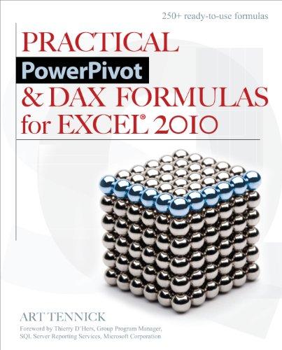 Practical PowerPivot & DAX Formulas for Excel 2010 Pdf