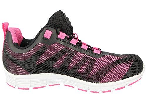 Gr95 Unisex Groundwork pink Blk Tennis Da Scarpe adulto 16BnwaqR