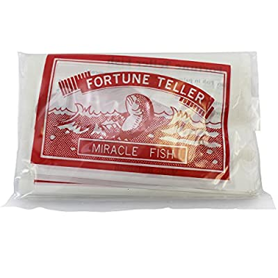 Spiritual Imports 144 Fortune Teller Miracle Fish - Fortune Telling Fish: Toys & Games
