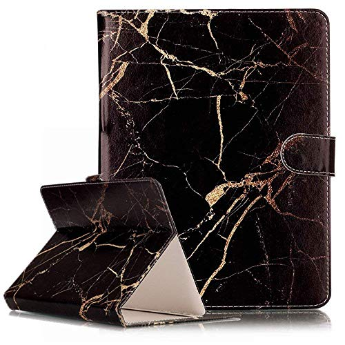 Nook GlowLight 3 Universal Case,Marble PU Leather Unique Flip Case Kickstand Universal Protective Cover for Barnes and…