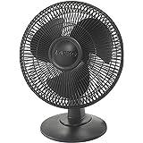 """Appliances : Lasko 2017 12"""" Table Fan, black"""