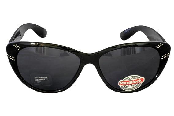 Foster Grant BLANCO PULIDO FG97 Gafas de sol del estilo del ...