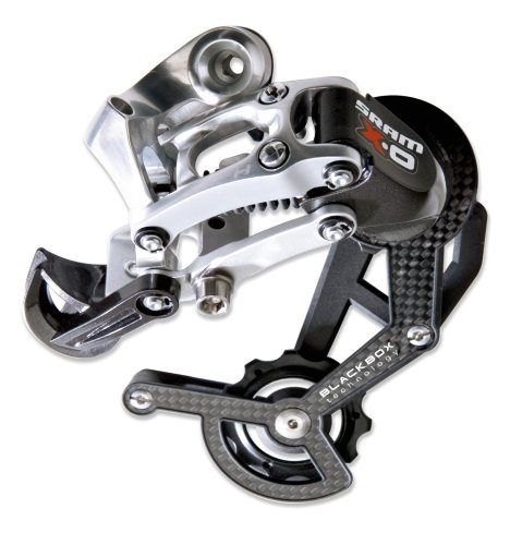 SRAM X.0 10 Speed Rear Derailleur Long Cage