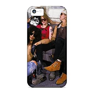 Case Cover, Fashionable Iphone 5c Case - Guns N Roses