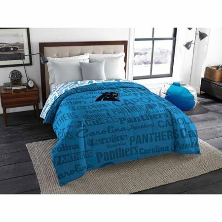 The Northwest Company NFL Carolina Panthers Anthem Twin/Full Bedding Comforter