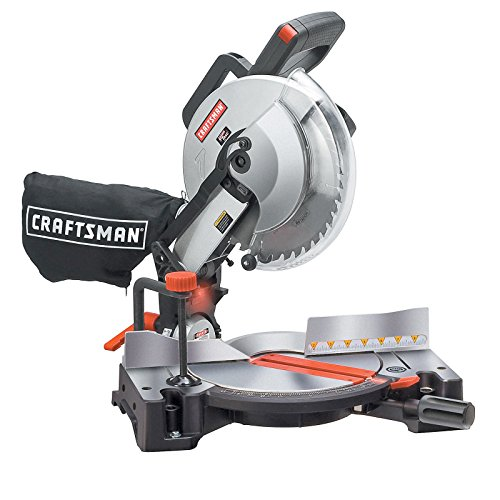 """Regarmans Craftsman 10"""" Compound Miter Saw (21236) 40-T carbide tipped blade NEW (item_by#luxxe-shop it#126161985077402"""