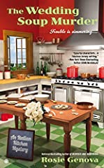 Victoria Rienzi came home to the Jersey Shore to write a new book, learn the family restaurant business, and practice the fine art of Italian cooking. But when delicious dishes are paired with murder, Vic has a little too much on her plate… W...