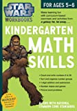 img - for Star Wars Workbook: Kindergarten Math Skills (Star Wars Workbooks) book / textbook / text book