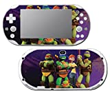 Teenage Mutant Ninja Turtles TMNT Leonardo Raph April Splinter Leo Cartoon Movie Video Game Vinyl Decal Skin Sticker Cover for Sony Playstation Vita Slim 2000 Series System