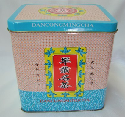 - Dan Cong Oolong Tea