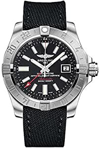 Breitling Avenger II GMT Men's Watch A3239011/BC35-101W