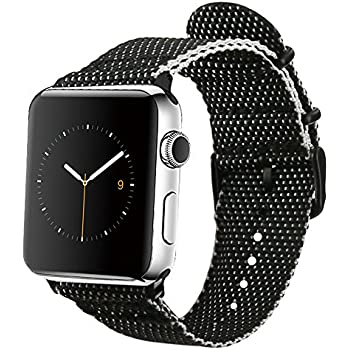 Amazon.com: GEMEK Compatible with Apple Watch Band 38mm