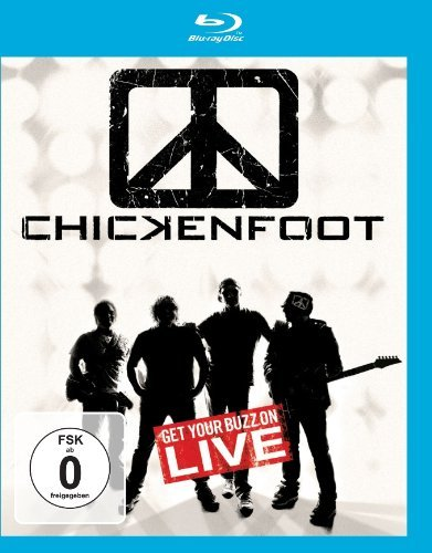 Chickenfoot - Live from Phoenix (Edel Hamburg)