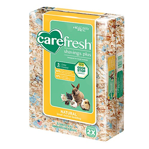 Absorbtion Corp Carefresh Shavings Plus Pet Bedding, 69.4 ()