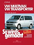 VW Multivan, VW Transporter ab 5/2003