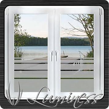 Amazon De Fenster Sichtschutzfolie Dekor S6 Farblos 100 Cm X