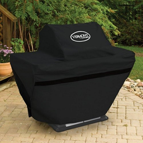 Deluxe BBQ Cover for 5 Burner Signature Series Grills by Vermont - Cover Deluxe Grill Castings Bbq