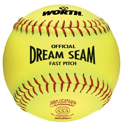 Dream Seam Softballs ((1-Ball) ASA 12
