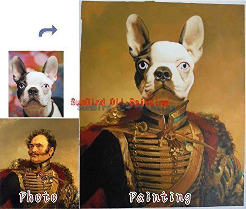 Original Oil Portraits - 3