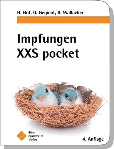 Impfungen XXS pocket (XXS pockets)