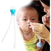 1pc bebé aspirador nasal de la nariz del