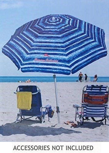 tommy-bahama-sand-anchor-7-feet-beach-umbrella-with-tilt-and-telescoping-pole-blue-white