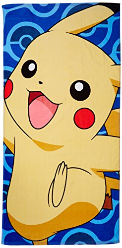 Pokemon Day Off Beach Towel by The Northwest Company, 28 ...