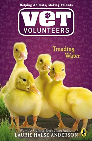 book cover of Treading Water