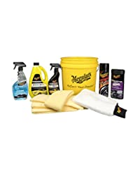 Meguiar\'s G55146 Essentials Car Care Kit