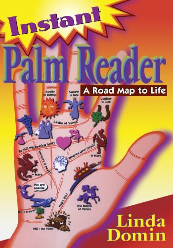Instant Palm Reader: A Roadmap to Life (Llewellyn's New Age Series)