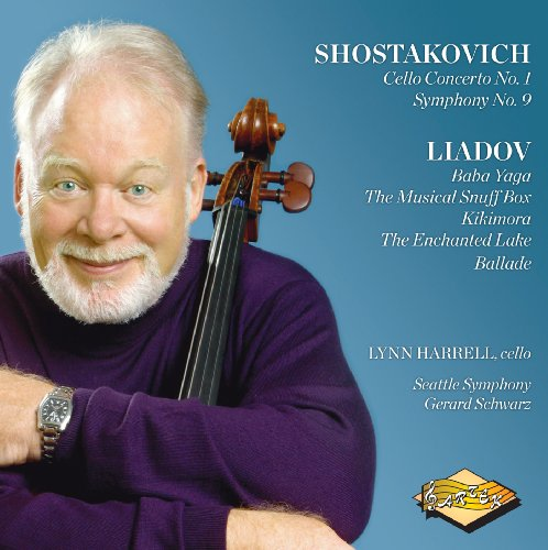 Musical Snuff Box - Shostakovich/Liadov: Cello Concerto No. 1, Symphony No. 9/The Musical Snuff Box