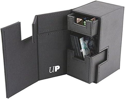 Caja con Tapa M2 Ultra Pro 84862, Color Negro: Amazon.es: Juguetes y juegos