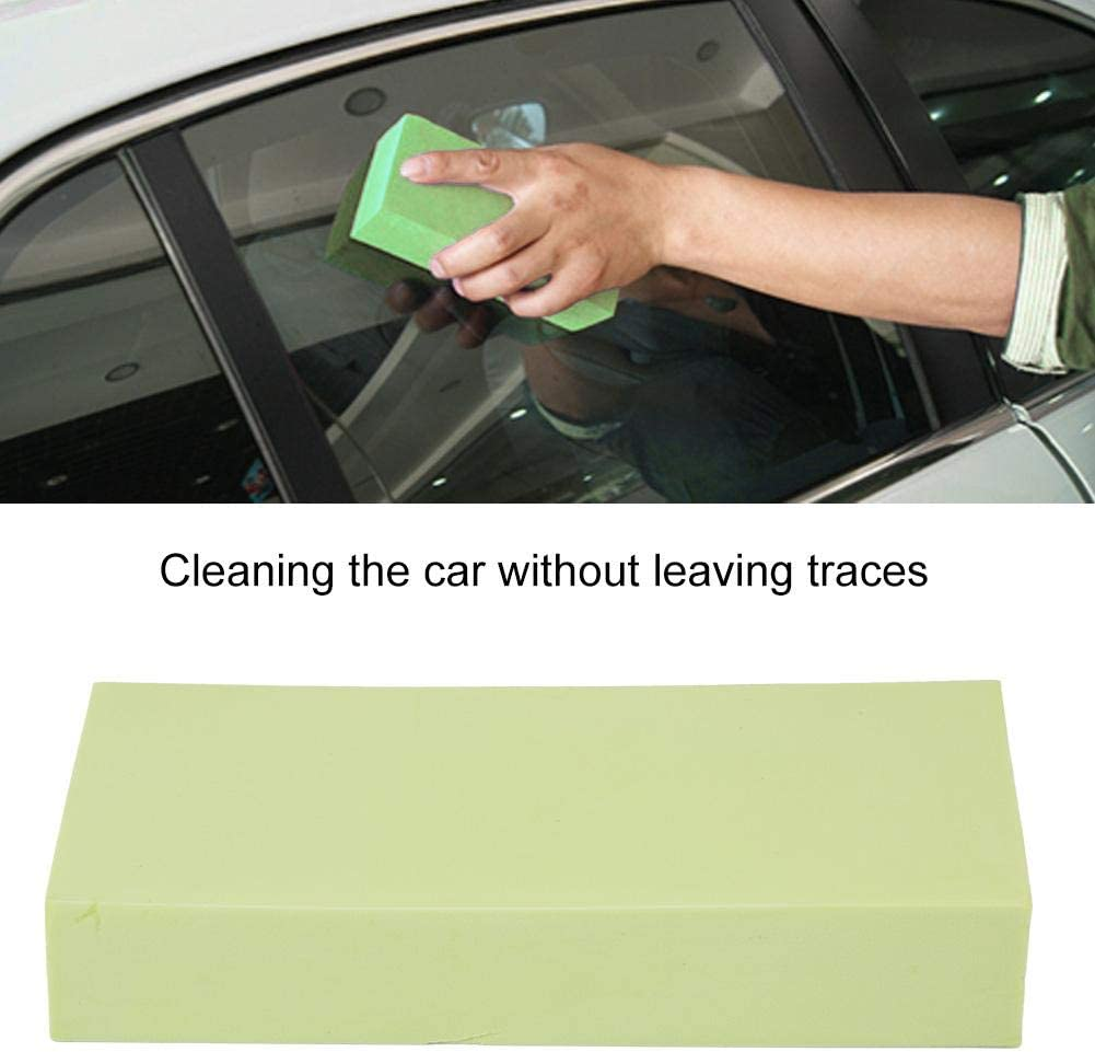 Blue Car Washing Sponge 3Pcs Car Multifunctional PVA Super Absorbent Cleaning Sponge Block Washing Tools