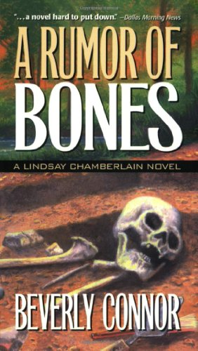 A Rumor of Bones: A Lindsay Chamberlain Mystery