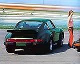 1976 Porsche Turbo Carrera Automobile Photo Poster