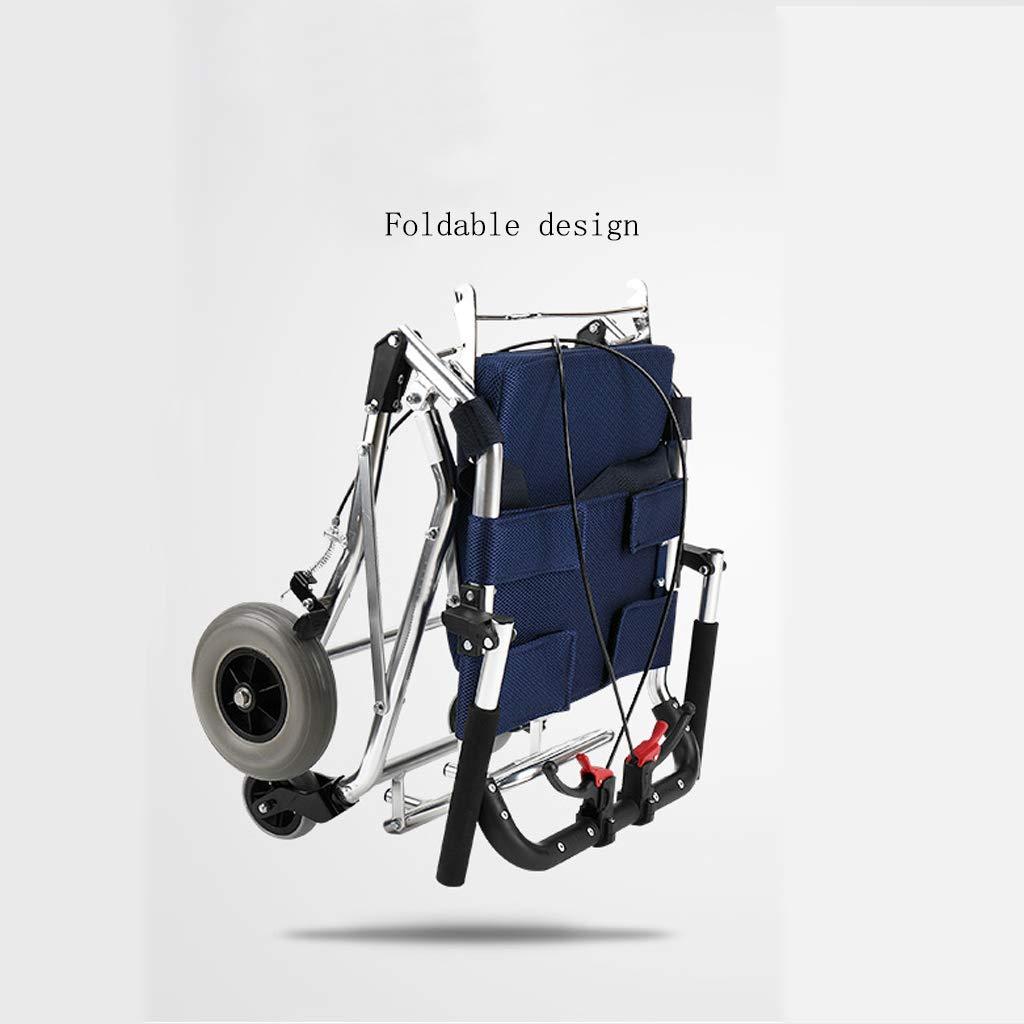 silla de ruedas portátil, Dispositivo de Bloqueo de Freno ...