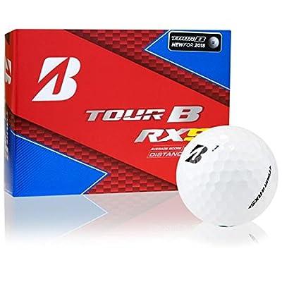 Bridgestone Tour B RXS Personalized Golf Balls
