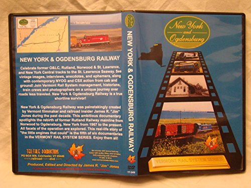 New York & Ogdensburg Railway