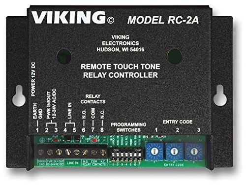 Remote Touch Tone Controller by Viking