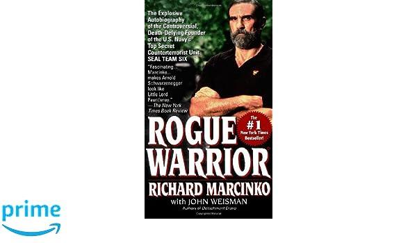 Rogue Warrior: Red Cell: Amazon.es: Richard Marcinko: Libros en idiomas extranjeros
