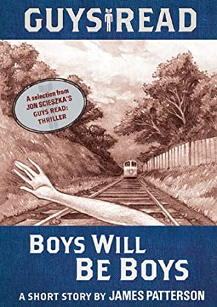 book cover of Boys Will Be Boys