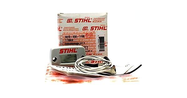 Amazon.com: Stihl EDT 9 Chainsaw Tachometer 5910 850 1100 ...