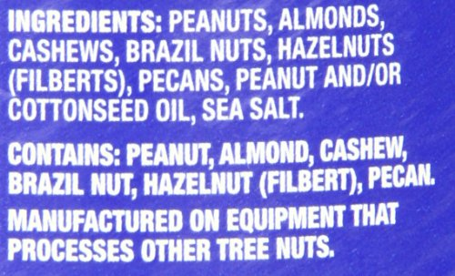 029000016705 - Planters Mixed Nuts, Regular, 15-Ounce (Pack of 3) carousel main 2