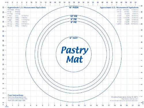 CounterArt 18 24 Inch Pastry Mat