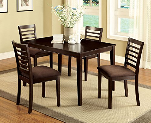 Original 5 Pc. Dining Table Set Transitional Style