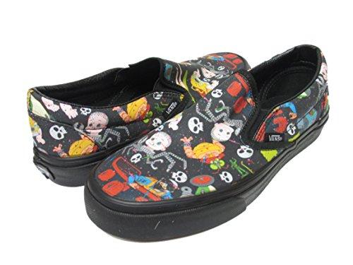 d26e9881a3 Vans Unisex Shoes Classic Slip On Disney Pixar Sids Mutants Toy Story  Sneakers (8)